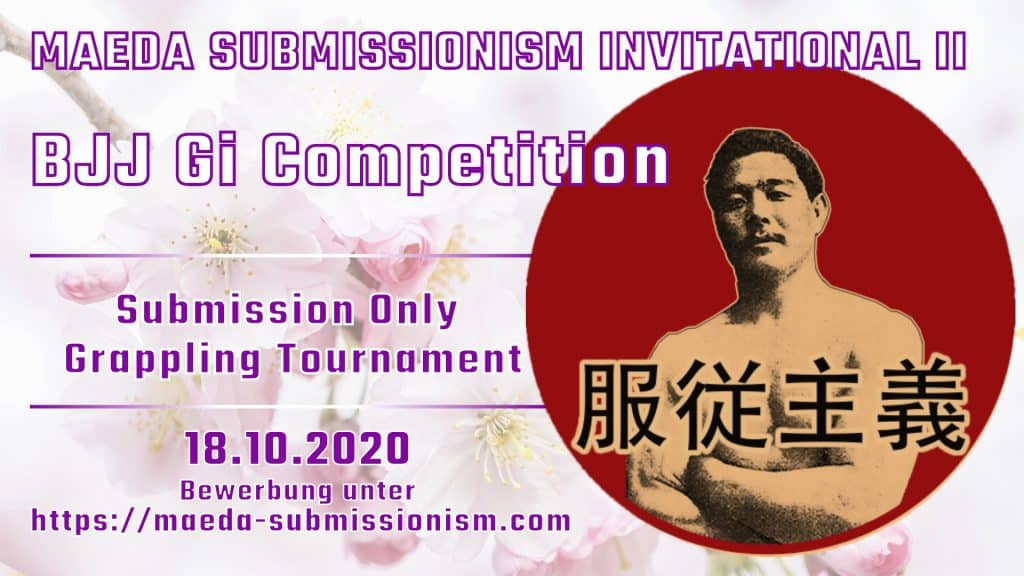 Maeda Submissionism Invitational
